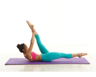 Pilates with Nicola Paul - Beginner and Intermediate