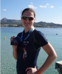 Harriette Lynch Completes Ironman Mallorca