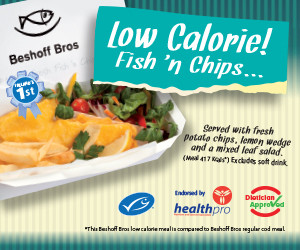 Beshoff Bros Low Calorie Fish N Chips