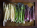 In Season Irish Vegetables